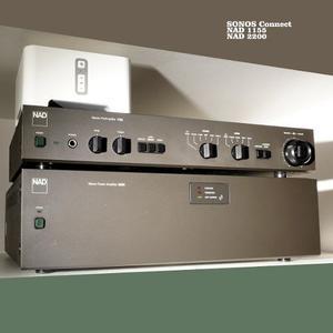 Hifi Amplificador & Pre Nad  Sonos Connect