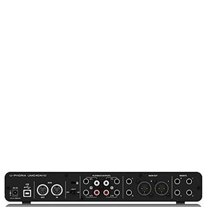 Interfaz De Audio Behringer U-phoria