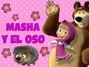 Kit Imprimible Candy Bar Masha Y El Oso Golosinas Y Mas