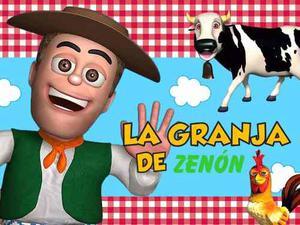 Kit Imprimible Granja De Zenon Canciones De La Granja Y Mas