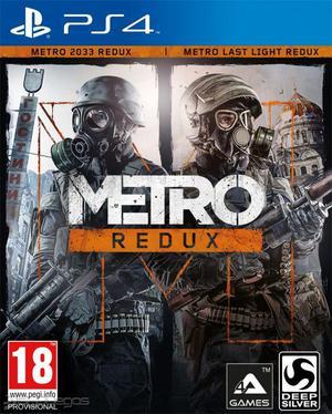Metro Redux PS4 de segunda