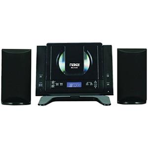 Microsistema De Cd Digital Con Bluetooth, Negro