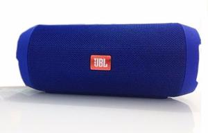 Parlante Inalámbrico Bluetooth 13 Watts K3+ Azul