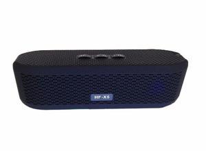 Parlante Inalámbrico Bluetooth 6 Watts Hf-x5