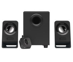 Parlantes Multimedia Logitech Z213 Sonido 2.1 Full Bajo