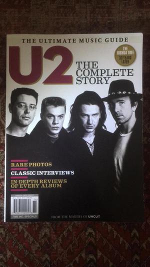 Revista sobre U2