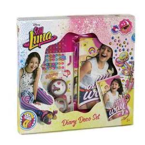 Soy Luna Decora Tu Diario 100% Original. Disponible!!!!