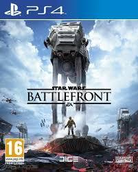 Star Wars Battlefront PS4 de segunda
