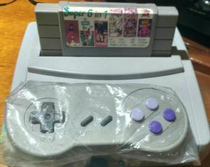 Super Nintendo Snes Control Juego