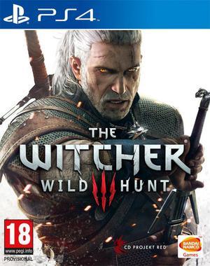 The Witcher III PS4 de segunda