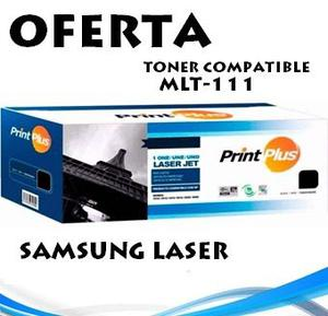 Toner Samsung Sl-mw/w D111s