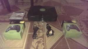 Vendo Xbox Clásico, Excelente Estado