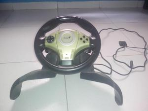 Volante para PC Y Play 2 en Buen estado..... ! Negociable..!