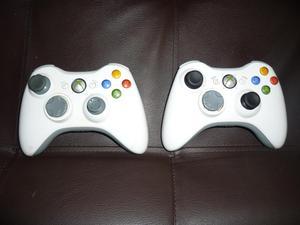 controles para xbox 360 inalambricos