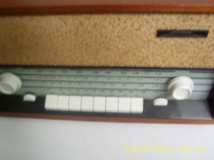 telefunken radio aleman todo original 4 bandas 314