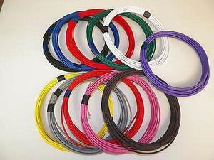 Cada Color Del 11 Cable Automotriz Calibre 16 Gxl Alambre O