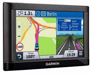 Gps Garmin Nuvi 55lm 57lm Mapas Fotomultas Versión