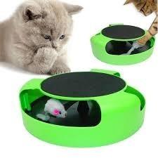 Juguete Para Gatos Catch The Mouse Esconde Raton