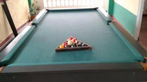 Mesa de billar pool