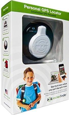 Pocketfinder Localizador De Gps Personal Al Aire Libre