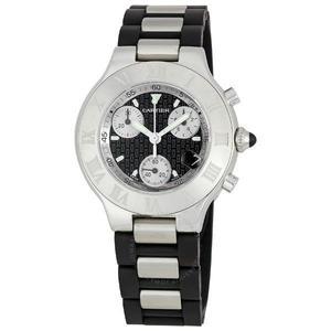 Reloj Cartier Chronoscaph 21