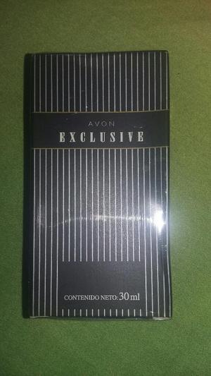 Vendo Locion Exclusive de Avon para Hombre