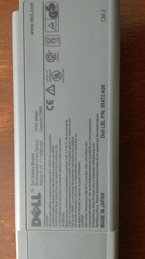 Bateria Dell Inspiron 8n544