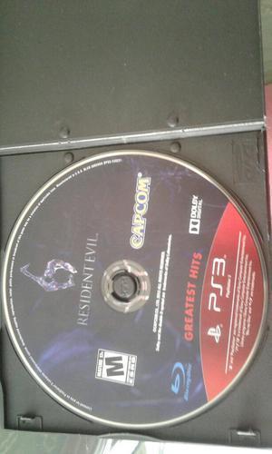 Cambio Juego Resident Evil 6