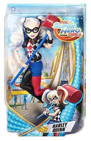 Dc Super Hero Girls Harley Quinn 12 Acción De Muñeca