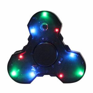 Fidget Spinner Bluetooth Parlante Antiestres Version Vip