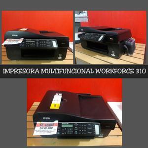 Impresora Epson Workforce 310