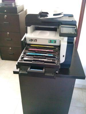 Impresora HP Laserjet Pro CMFn Color MFP