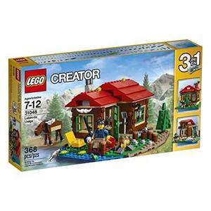 Juego Lego Creator Lakeside Lodge  Envío Gratis