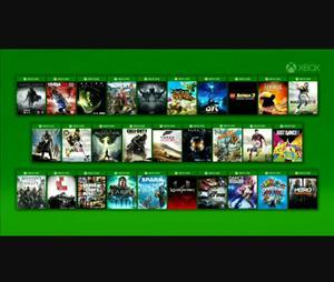 Juegos Xbox One Nuevosoriginales.