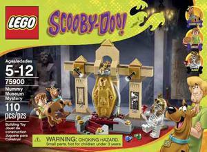 Lego Scooby-doo  Museo De Las Momias
