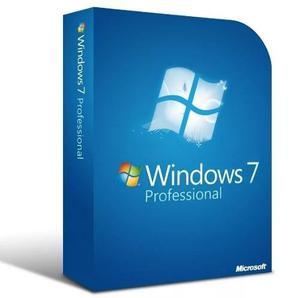 Licencia Original Windows 7 Pro 1 Pc 32 Y 64 Bits