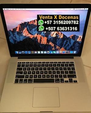 Macbook Pro 15 Retina MidGHz iGB SSD, 16GB