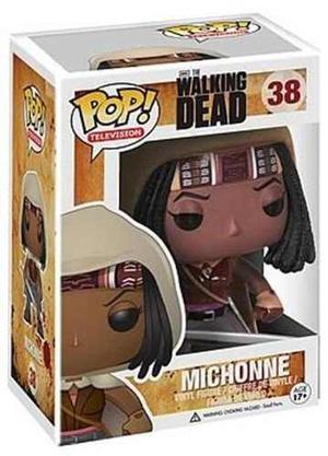 Muñeca Funko Pop Walking Dead: Michonne Vinilo Figura