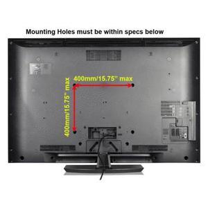Pantalla Plana Lcd Led Plasma Tv Wall Soporte Inclinación 3