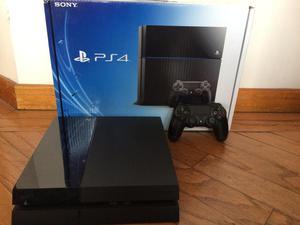 Playstation 4 Con Dos Juegos Bo3 Digital Y Cuenta Psn !!
