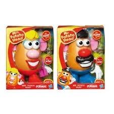 Señor Y Señora Cara De Papa - Toy Story - Hasbro