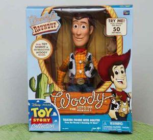 Woody Vaquero Toy Story Thinkway Toys