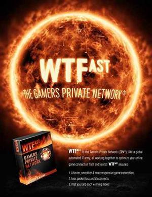 Wtfast Avanzado (1 Ordenador Para 1 Mes) [en Línea