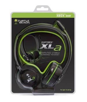 Audifonos - Turtle Beach Ear Force Xla - Audifonos Xbox 360