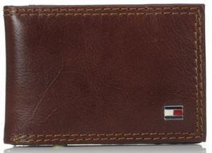 Billetera Tommy Hilfiger Men's Jerome Front-pocket Wallet