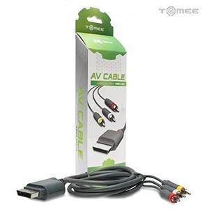 Cable De Av De Xbox 360 De Tomee