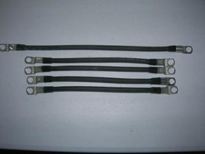Cable De Batería De Carro De Golf Ezgo Txt 94-up