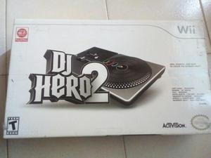 Dj Hero 2 Nintendo Wii