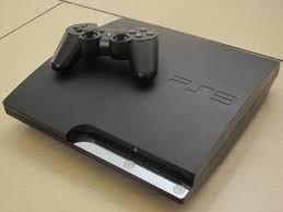 Hermosa Consola Play 3 Slim Con 5 Juegos 2 Controles