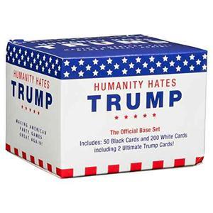 La Humanidad Odia Trump Card Game - Conjunto De Base (200 Ta